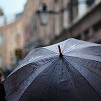 تصاویر نگارخانه متن نگار , باران
