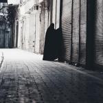 تصاویر نگارخانه متن نگار , غمگین, تنهایی, دخترونه, چادرانه