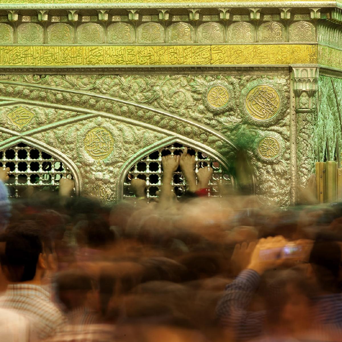 تصاویر نگارخانه متن نگار , مذهبی, امام رضا (ع)