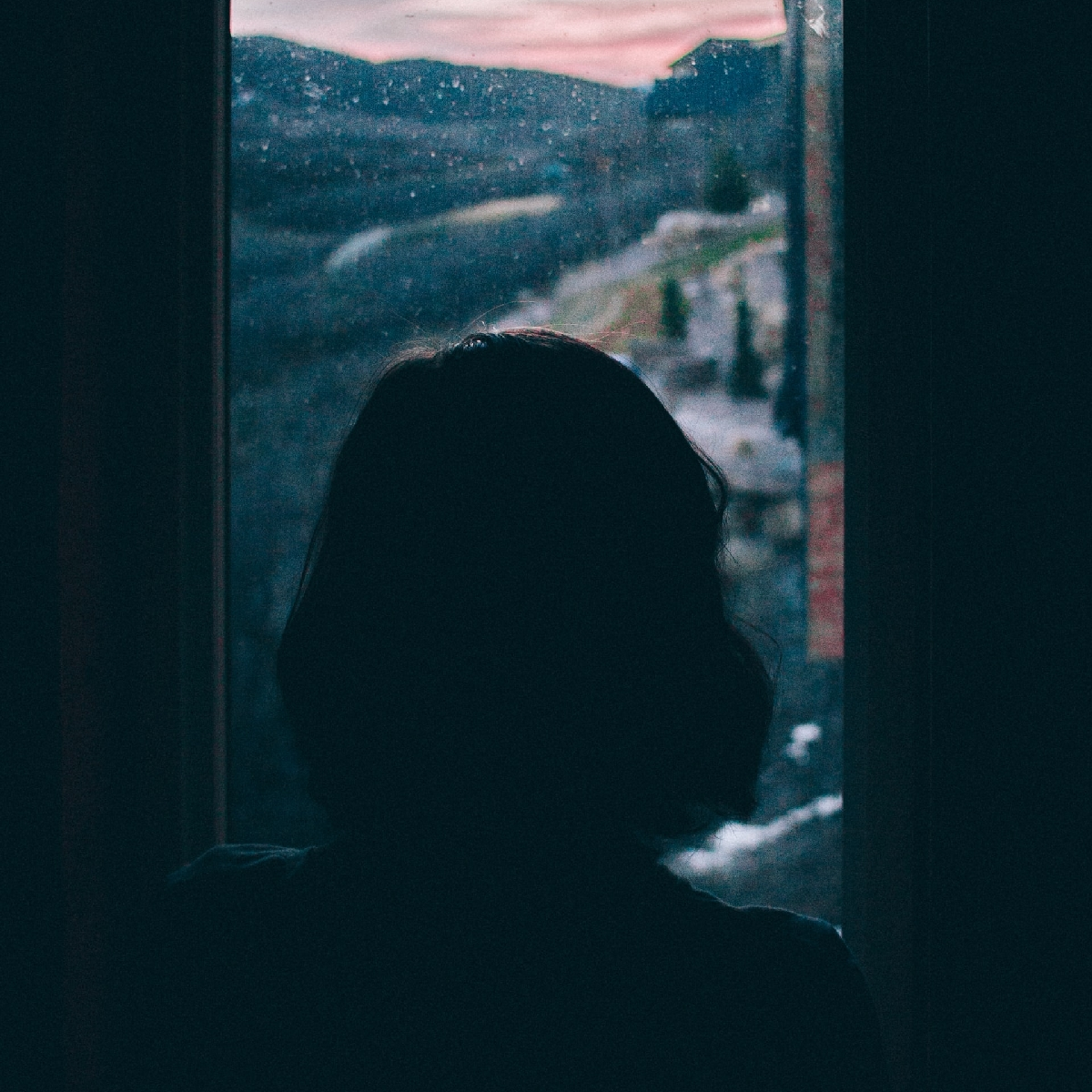 تصاویر نگارخانه متن نگار , تنهایی, غمگین