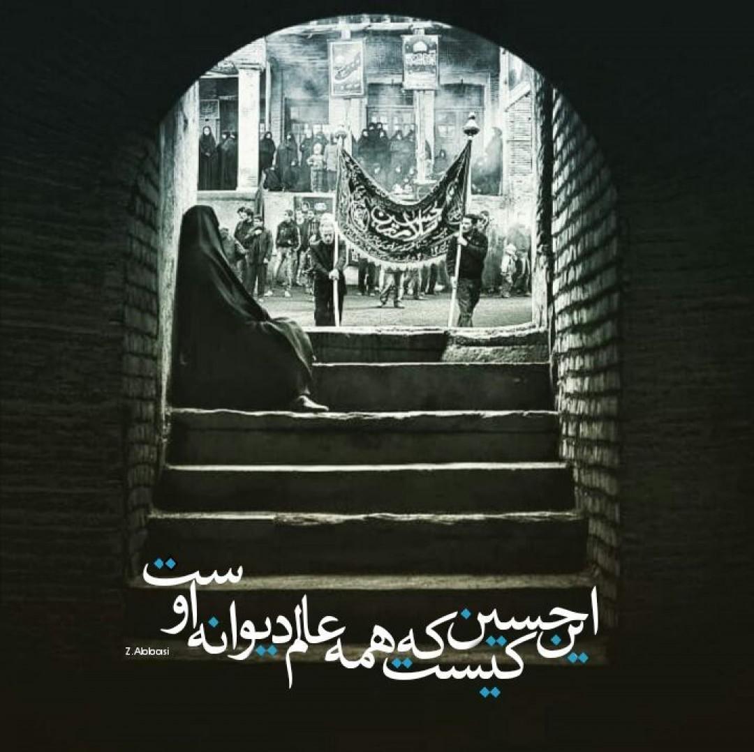 زهرا عباسی - این حسین کیست؟