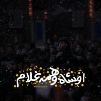 طراح: علیرضا افشار ✅, او شاه و همه غلام/هو العشق و هو الامام