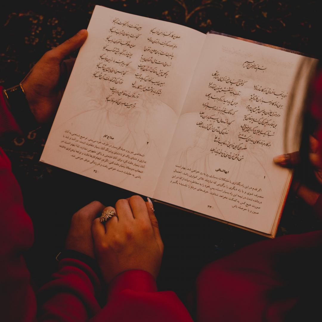 نگارخانه متن نگار  امیر حسینی   نوروز