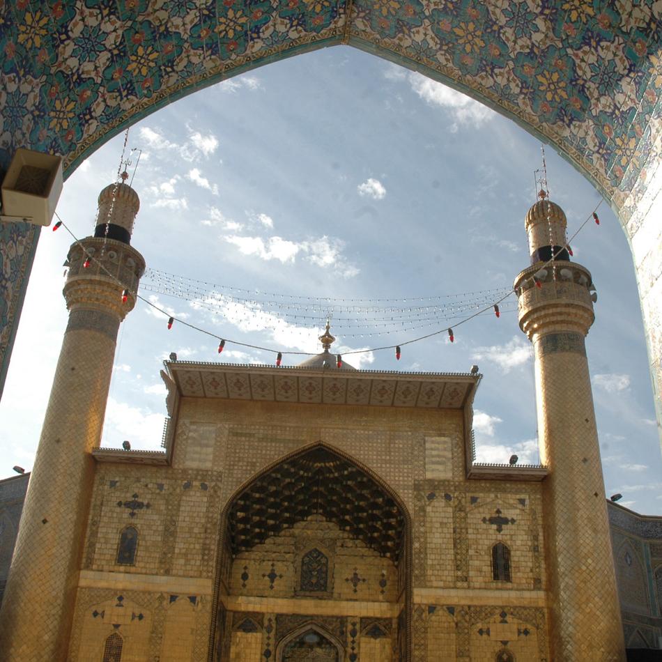 نگارخانه متن نگار   شهادت علی (ع)
