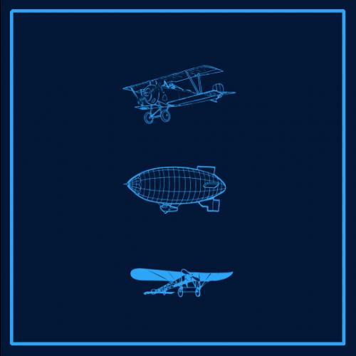 سمبل هواپیما