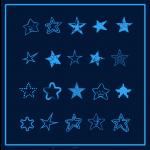 سمبل تزئینی ستاره2