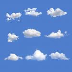 مجموعه برچسب ابر