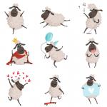 برچسب گوسفند