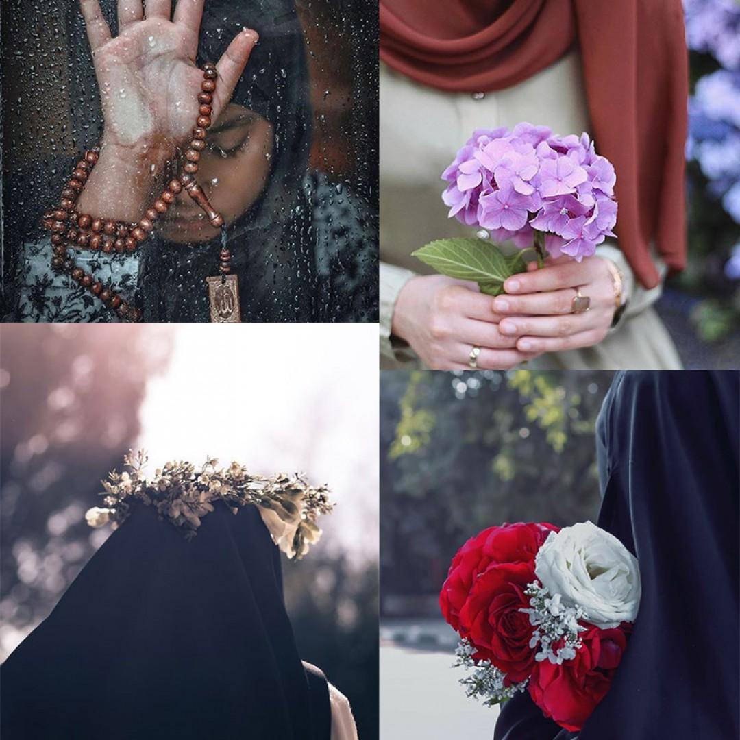 مجموعه تصاویر دختران مذهبی