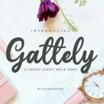 قلم انگلیسی Gattely