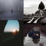 مجموعه تصاویر تنهایی