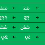 فونت فارسی و عربی أپارسو